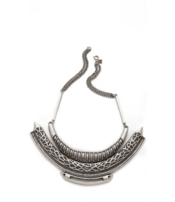 feliks+adrik bib necklace